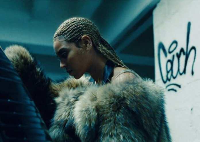 Beyoncé - Lemonde - Artwork