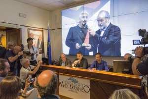Conferenza Stampa MAMT- Ph. Angelo Moraca