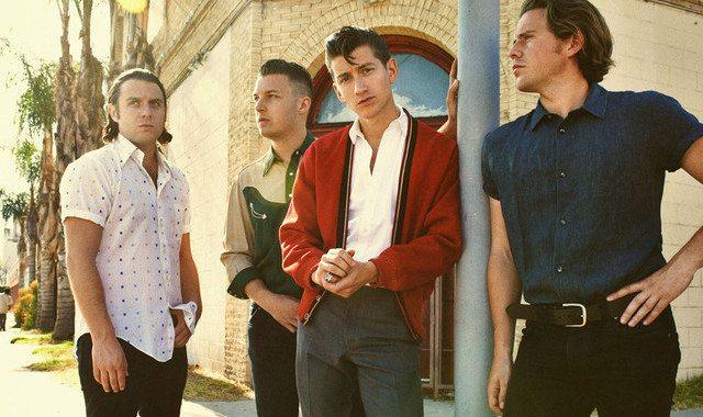 Gli Arctic Monkeys stanno lavorando al nuovo disco?