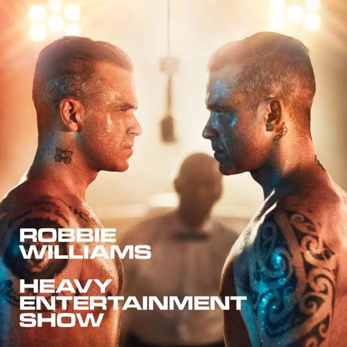 """""""Heavy Entertainment Show"""", il nuovo album di Robbie Williams"""