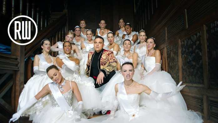 Robbie Williams: Party like a Russian. Il video