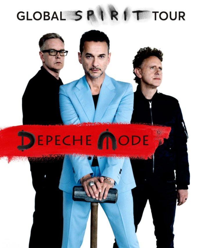 """I Depeche Mode annunciano a Milano il nuovo disco """"Spirit"""" e tour"""