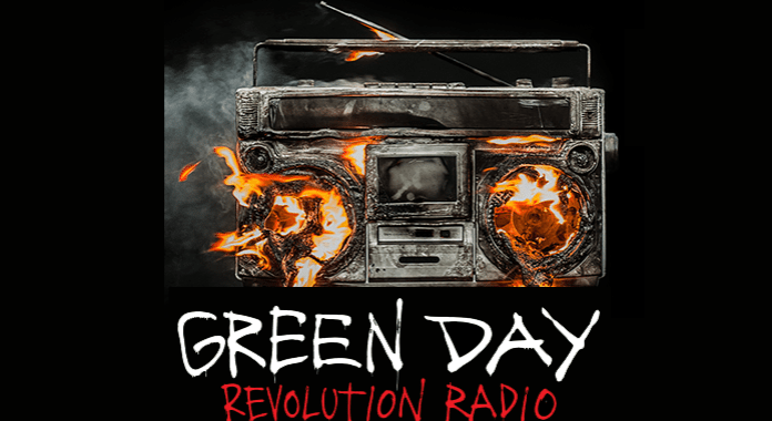 Green Day - Revolution Radio - Artwork
