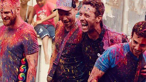 Coldplay live in Italia il 3 luglio 2017