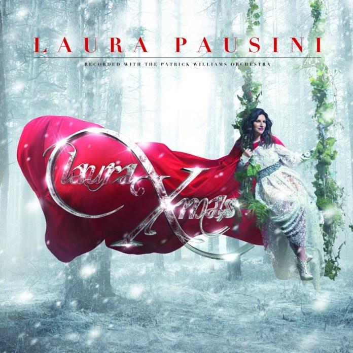"""""""Laura Xmas"""", nuovo album natalizio di Laura Pausini"""