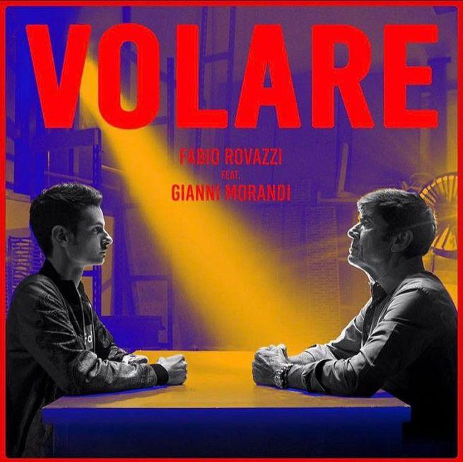 """Polemiche per il playback di """"Volare"""" di Gianni Morandi e Fabio Rovazzi ai WMW"""