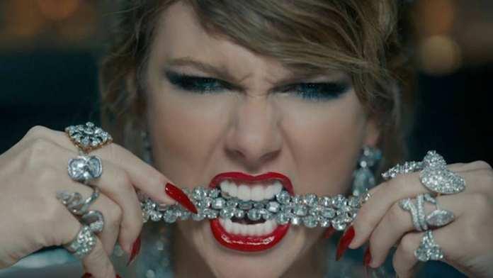 Look What You Made Me Do: le frecciatine di Taylor Swift a Kim Kardashian, Katy Perry e Tom Hiddleston