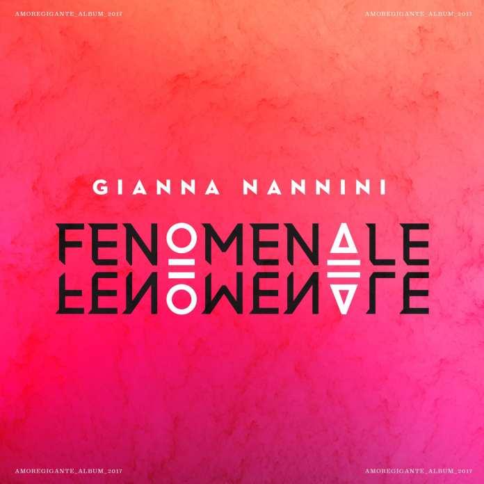 "Gianna Nannini: ""Fenomenale"" lancia ""Amore gigante"""