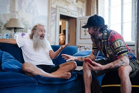 """Jovanotti annuncia: """"Rick Rubin produrrà il mio nuovo album"""""""