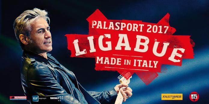 Ligabue, il concerto del 22 settembre al Mandela Forum di Firenze