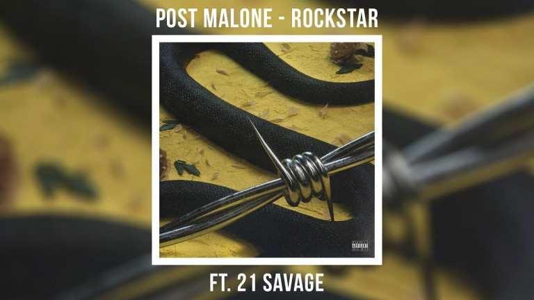 """Post Malone: """"Rockstar"""" da capogiro, oltre 199 milioni di stream totali"""
