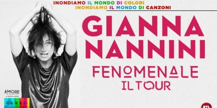 Gianna Nannini aggiunge nuova data milanese al tour dopo il sold out