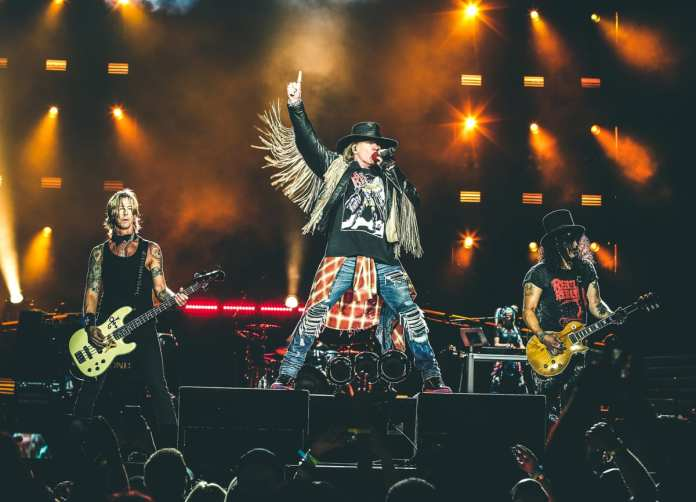 Guns N' Roses primi headliner del Firenze Rocks 2018