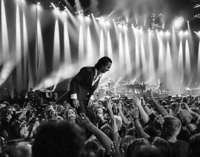 Nick Cave, ancora discussioni con Roger Waters e Brian Eno