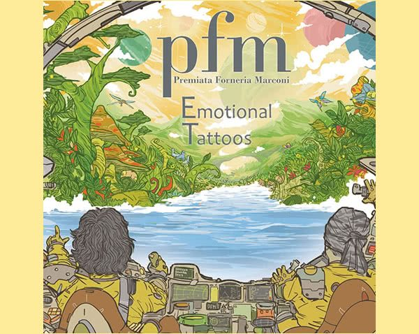 "La PFM ritorna in giro per l'Italia con ""Emotional tattoos Tour"""