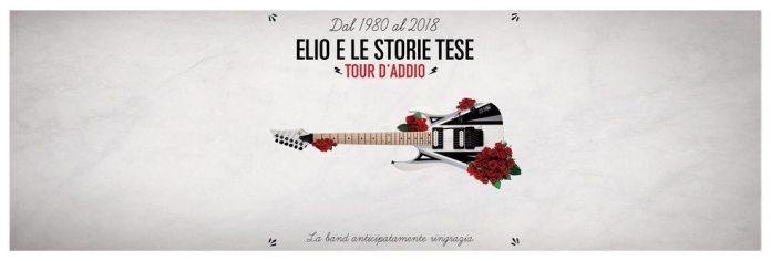 """Elio e le Storie Tese, l'ultimo """"Tour di Addio"""""""