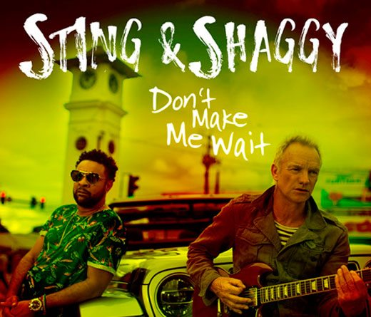 Sting e Shaggy in tour in estate in Italia