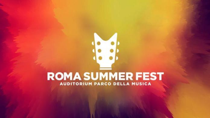 Roma Summer Fest, il cartellone