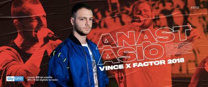 X Factor 2018: Anastasio è il vincitore di questa edizione