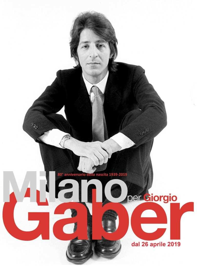 """""""Milano per Gaber"""", la città ricorda il cantante a ottant'anni dalla sua nascita"""