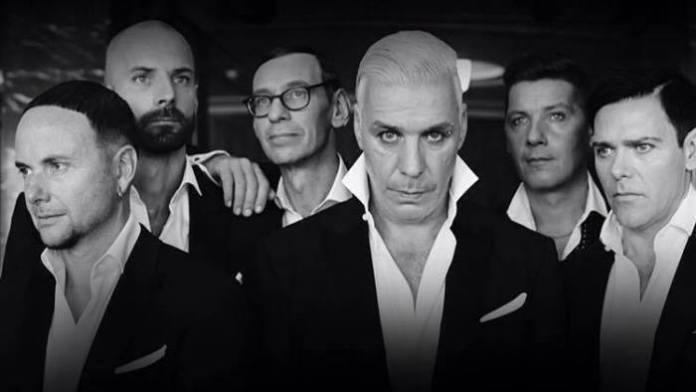 I Rammstein parlano del loro nuovo disco