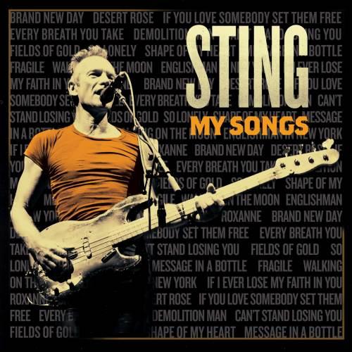 """Sting presenta il nuovo disco """"My songs"""""""