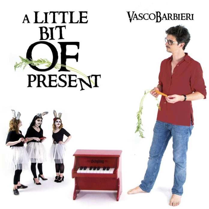 A little bit of present: il video del nuovo singolo di Vasco Barbieri