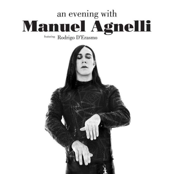 """An Evening With Manuel Agnelli"", arriva il vinile del tour solista"