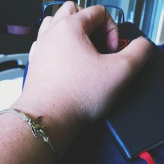 Free bird bracelet