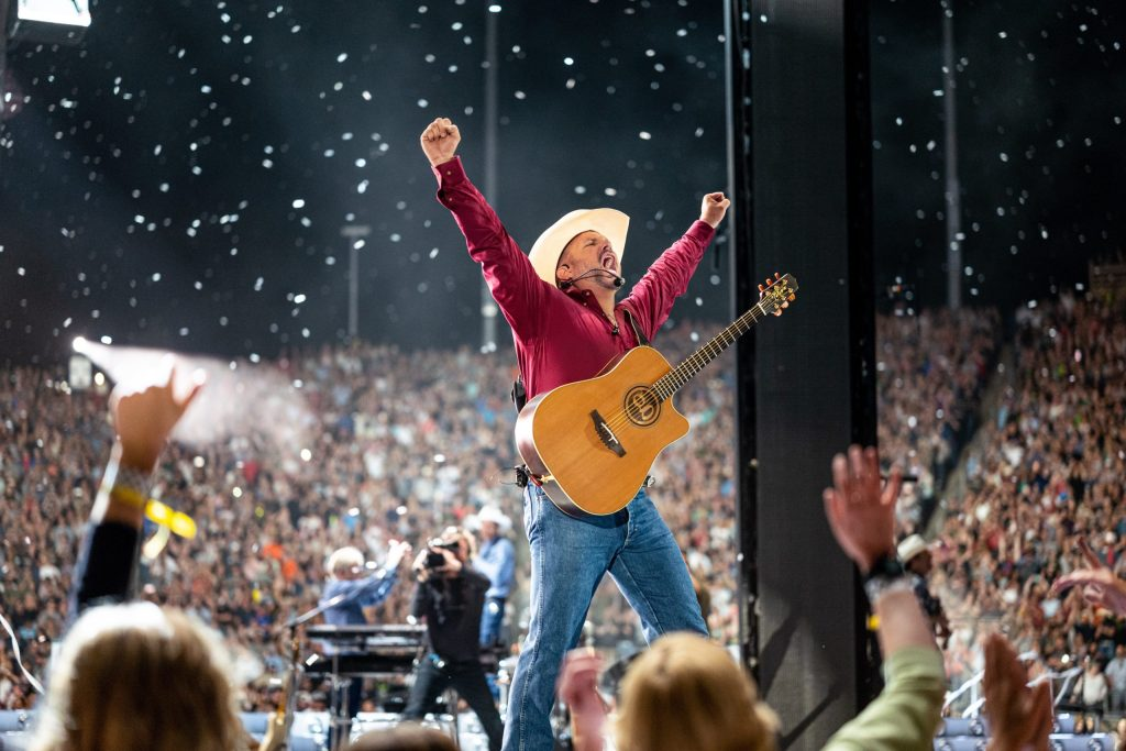 GARTH BROOKS A DRIVE-IN CONCERT EXPERIENCE! ROUND 2 TICKETS ON SALE NOW!