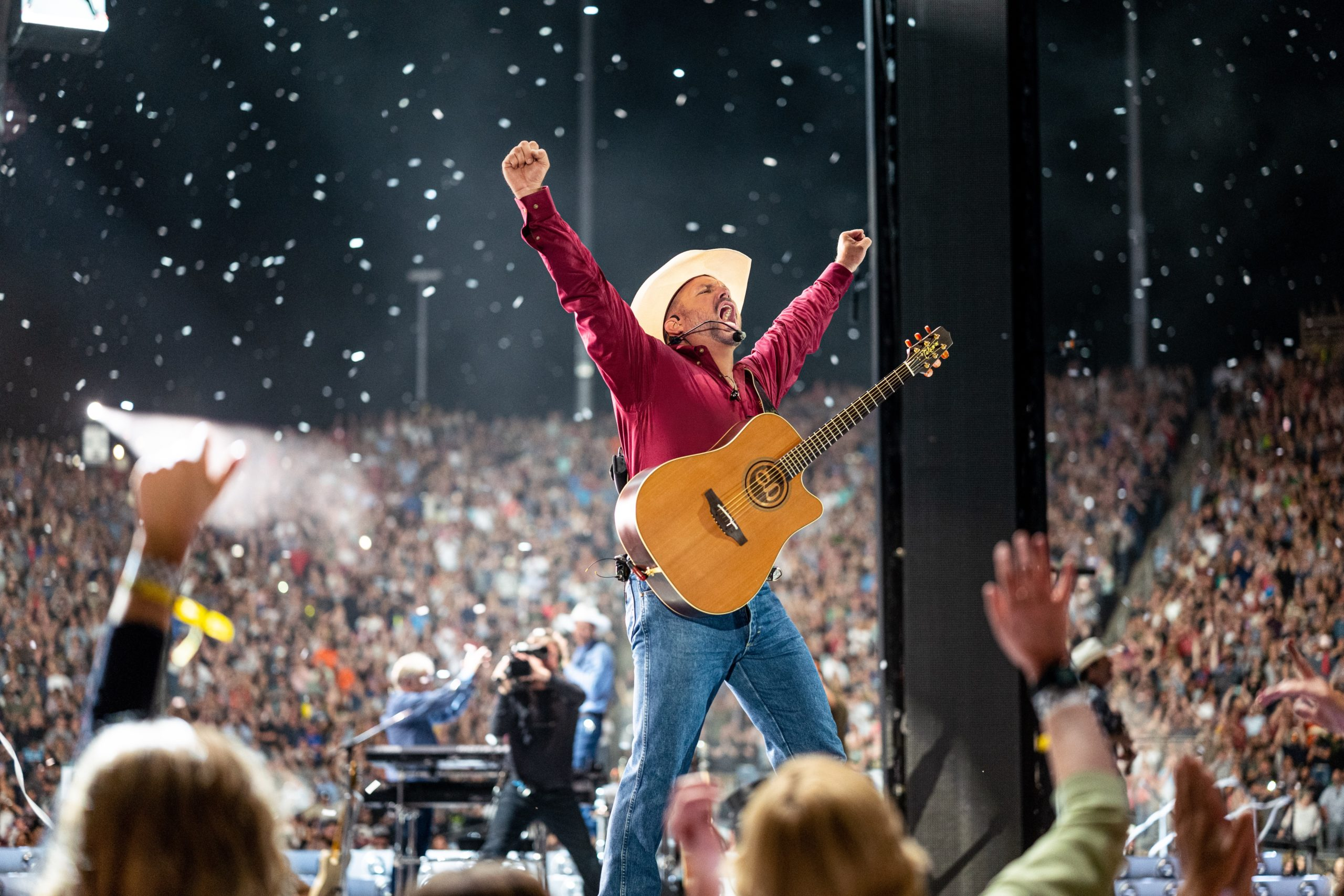 GARTH BROOKS A DRIVE-IN CONCERT EXPERIENCE TICKETS ON SALE NOW!