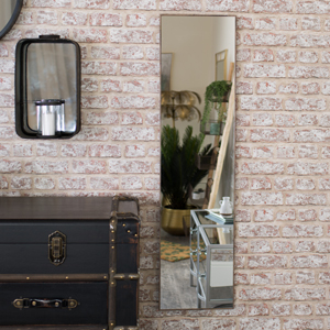 rustic mirrors melody maison