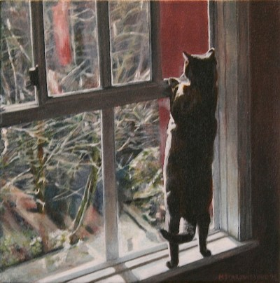 mstarkweather_leeloocat_portraitpainting