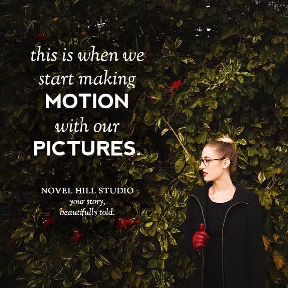 novel hill video
