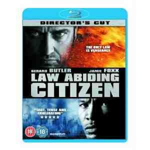 Abiding Citizen Blu ray Gerard Butler