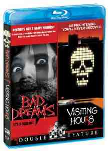 Bad Dreams Visiting Hours Blu ray