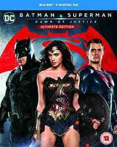 Batman Superman Justice Ultimate Blu ray