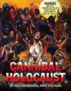 Cannibal Holocaust Blu ray Robert Kerman