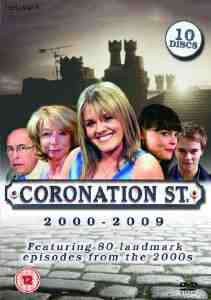 Coronation Street Best 2000 2009 DVD