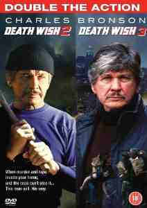 Death Wish Boxset Collection DVD