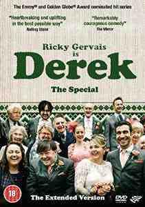 Derek Special DVD Ricky Gervais