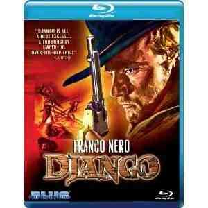 Django Blu ray Franco Nero