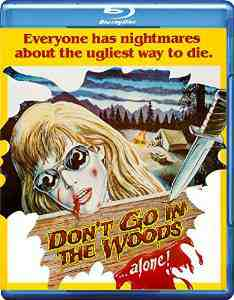 Dont Woods Blu ray DVD Combo