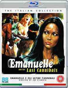 Emanuelle Cannibals Blu ray Laura Gemser