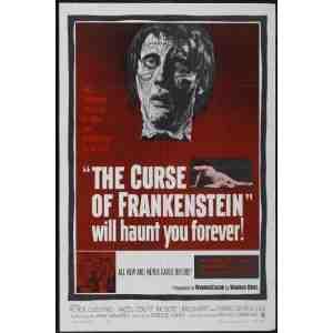 Gloss Glossy Frankenstein Poster 01 Jpg