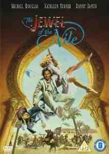 Jewel Nile DVD Michael Douglas