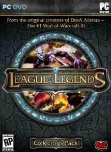 League Legends Collectors Pack DVD