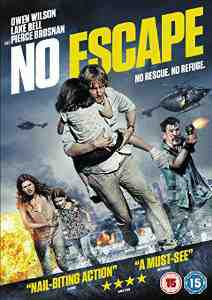 No Escape DVD Owen Wilson