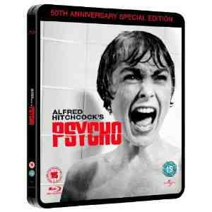 Psycho Anniversary Special Steelbook Blu ray