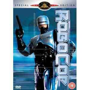 Robocop DVD Peter Weller